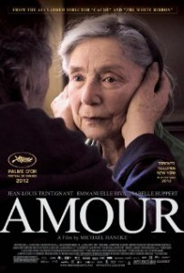 Amour Promotional Poster