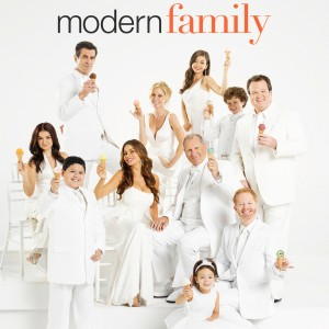 Modern Family Promotional Poster