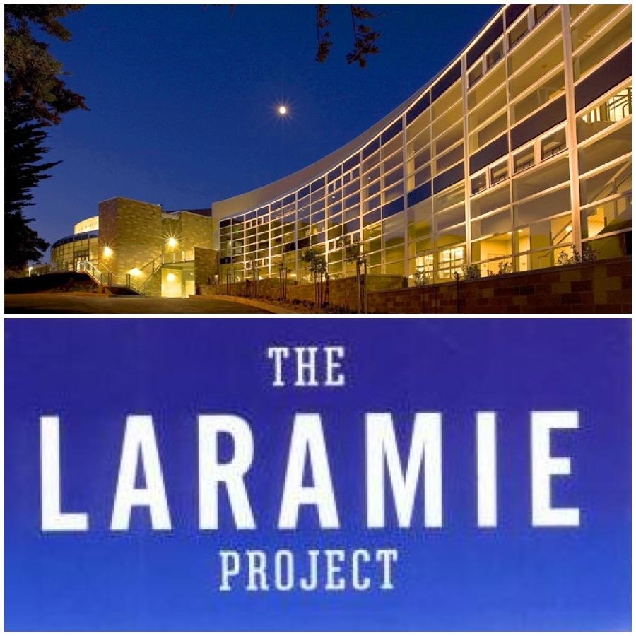 "Carlmont students are currently working on the popular play: ""The Laramie Project."""