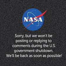 NASA workers are among those furloughed by the shutdown.