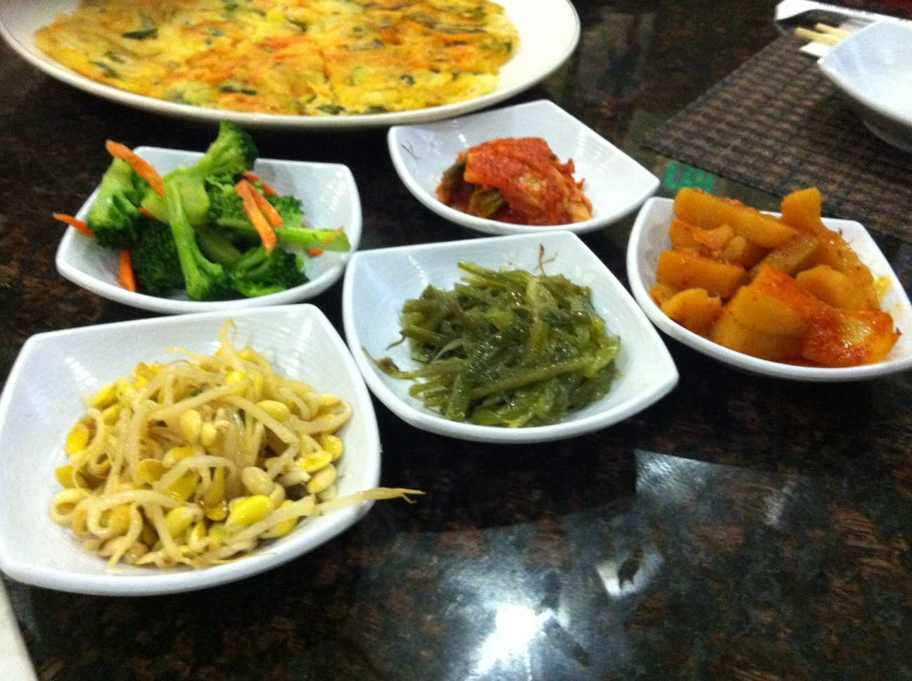 Traditional Side Dishes