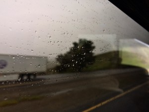 As Choir Tour ended and students headed home, they were welcomed to rainy Bay Area weather.