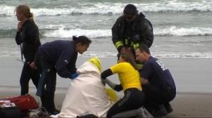 ocean beach-rescue