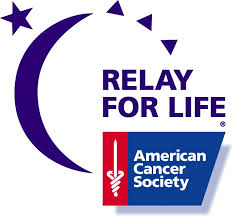 American Cancer Society Relay for Life logo.