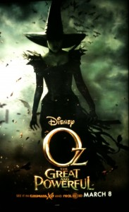 """""""Oz the Great and Powerful"""" is a dark prequel to """"The Wizard of Oz."""""""