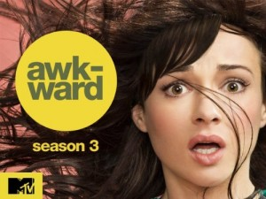 Awkward Promotional Poster