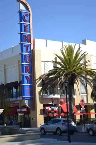 Century 20 Downtown Redwood City Movie Theater Credit to Elizabeth Doctorov