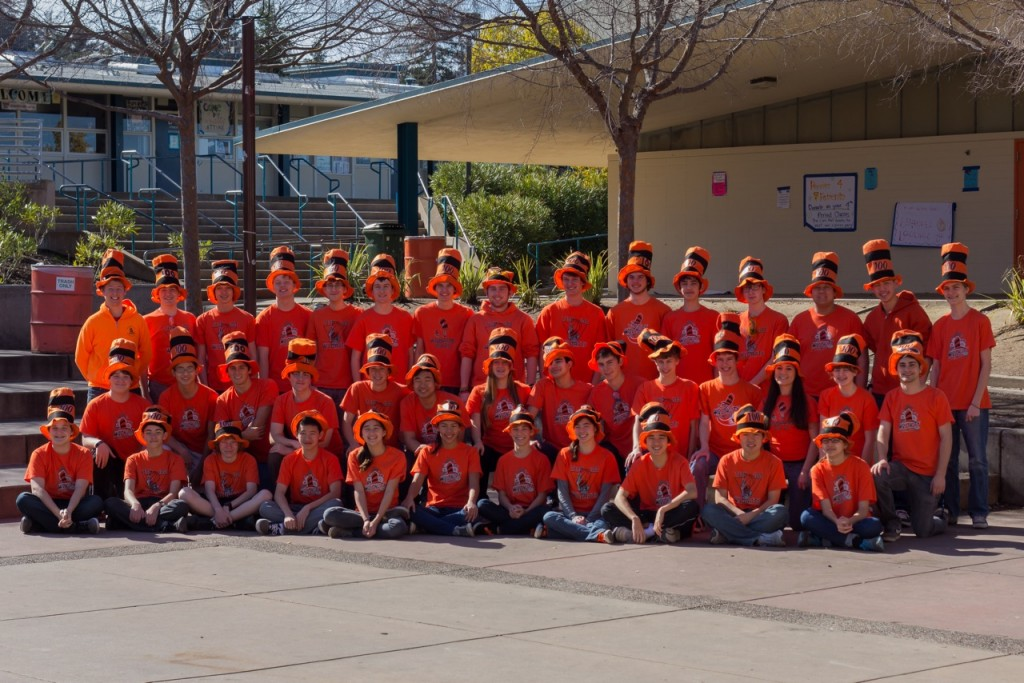 Team 100 - Carlmont's, Woodside's, and Sequoia's 2012-13 robotics team
