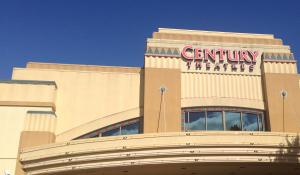 Century 12 movie theater in San Mateo