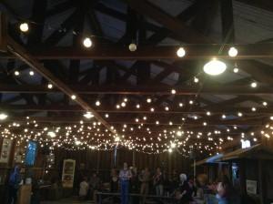 The Pie Ranch barn dancing venue