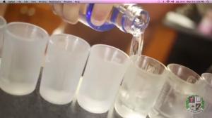 Binge drinking on I'm Shmacked videos