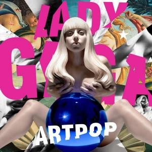 Lady Gaga's third studio album, 'ARTPOP.'