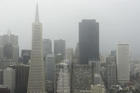 The Bay Area is expected to receive a total of three inches of rain after the two storms.