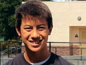 Alex Chan dedicates his life to swimming.